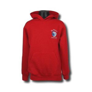 PE Hooded Sweatshirt